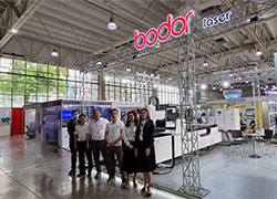 BODOR World Tour in UzMetalMash Expo 2021