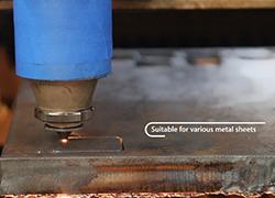 Bodor intelligent cutting application-Initial Slag Removal