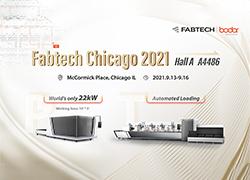 BODOR World Tour - FABTECH 2021
