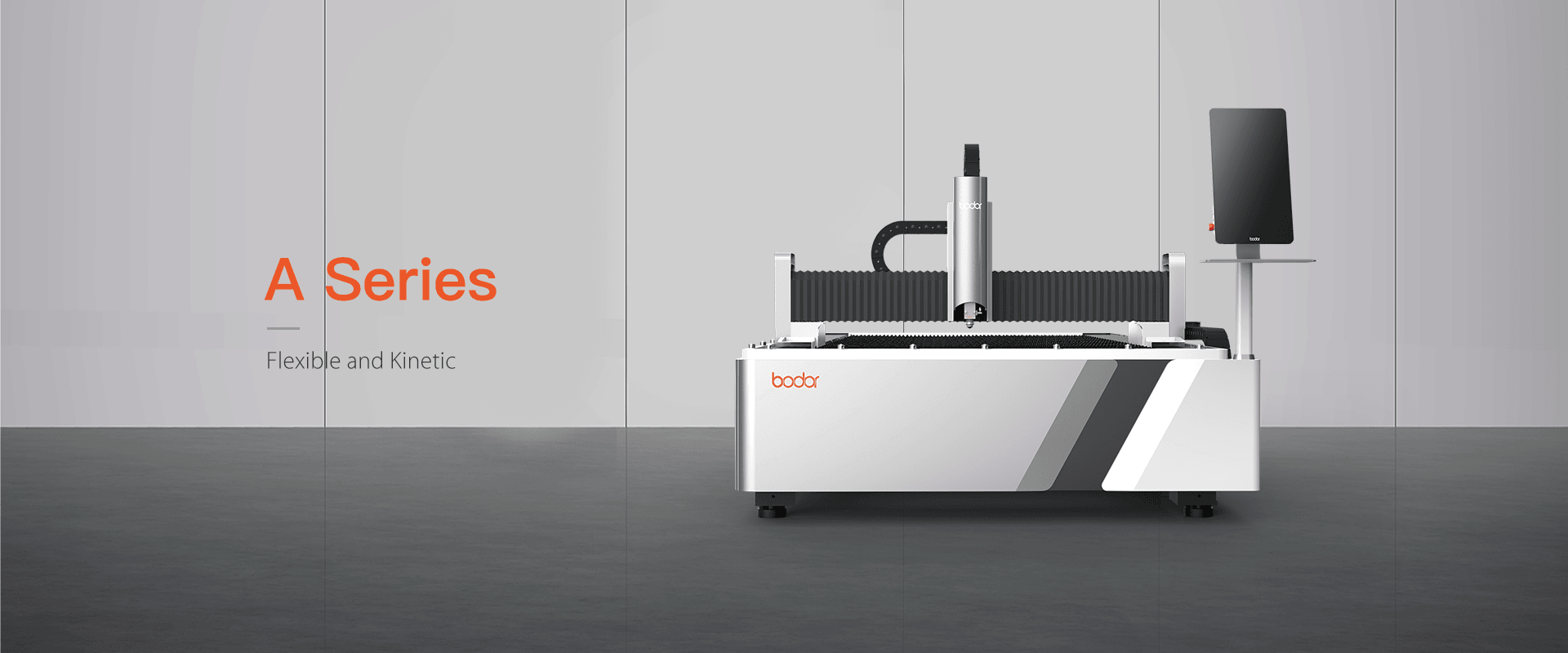 Economical plate fiber laser cutting machine A Series