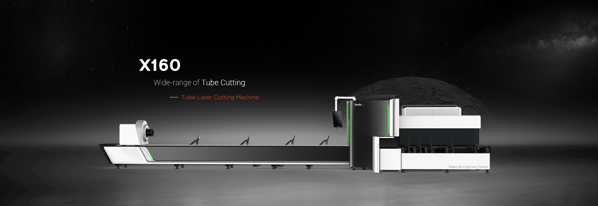 Tube Laser Cutting Machine X160