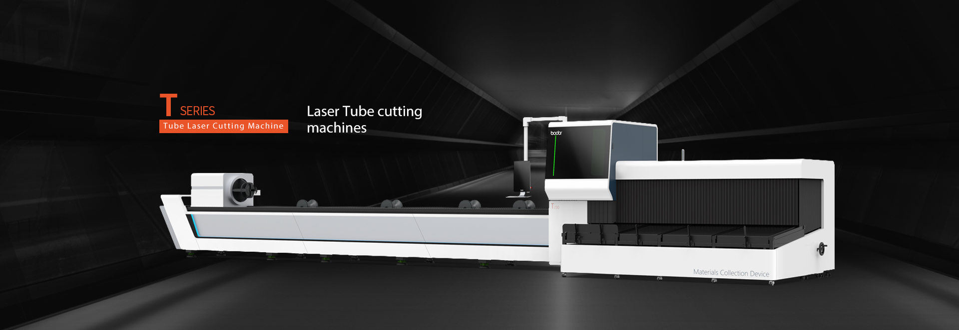 Tube Laser Cutting Machine T